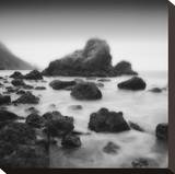 Muir Beach I Stretched Canvas Print by Jamie Cook