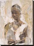 Tranquillité Reproduction transférée sur toile par Marta Wiley
