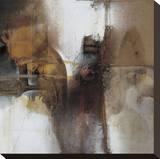 Passaggio Segreto per il Tuo Cuore Stretched Canvas Print by Fausto Minestrini
