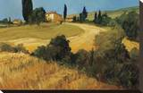 Bella Toscana Stretched Canvas Print by Philip Craig