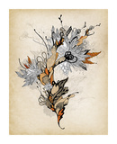 Floral 1 Prints by Iveta Abolina