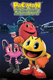 Pac-Man and the Ghostly Adventures Group Posters