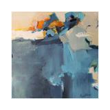 Dizzy at the Edge Prints by Lina Alattar