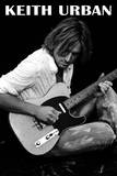 Keith Urban B/W Prints
