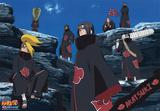 Naruto - Akatsuki Kunstdrucke