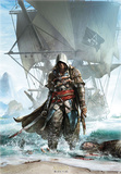 Assassin's Creed - Edward Débarquant Planscher