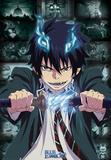 Blue Exorcist - Rin Poster