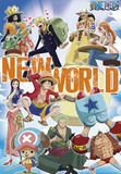 One Piece - New World Team Kunstdrucke