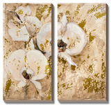 Fragrant Snow II Prints by Elizabeth Jardine