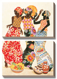 Jubilation Prints by Keith Mallett
