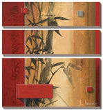 Bamboo Garden Posters by Don Li-Leger