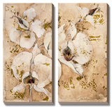 Fragrant Snow I Print by Elizabeth Jardine