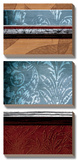 Pillars of Pattern II Prints by W. Blake