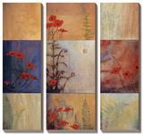 Fern Nine Patch Art by Don Li-Leger