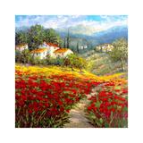 Fleur du Pays I Prints by  Hulsey