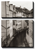 Little Canal, Prague, Czech Republic Prints by Cyndi Schick