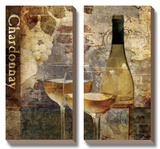 Chardonnay Prints by Keith Mallett