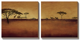 Serengeti I Plakater af Tandi Venter