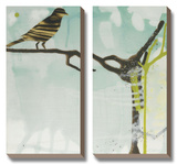 Early Bird Prints by Gina Miller