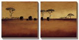 Serengeti II Posters by Tandi Venter