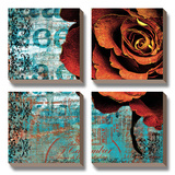 Graffiti Rose Posters by Christina Lazar Schuler