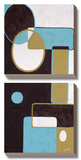 Effervescence I Prints by Yvette St. Amant