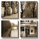 Parisien Moments Prints by Marina Drasnin Gilboa