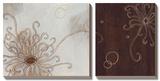 Balancing Blossoms II Prints by Arleigh Wood
