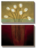 Tulips Aplenty I Posters by  Eve
