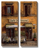 Café Verona Posters by Malcolm Surridge