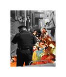 Crackdown Plakater af Barry Kite