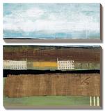 Grazing Range II Prints by Leslie Bernsen