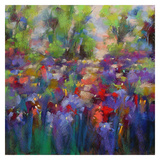 Among the Wildflowers Prints by Anne Kindl