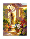 Fragrant Entrance Prints by Betty Carr