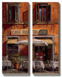 Café Roma Prints by Malcolm Surridge