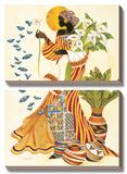 Soul's Awakening Prints by Keith Mallett