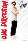 One Direction - Niall Logos Posters