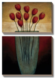 Tulips Aplenty II Prints by  Eve