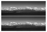 2-Up Mountain Panorama Poster by Nish Nalbandian
