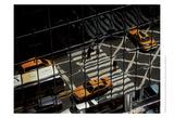 Reflets sur la 42ème rue (détail) Prints by Michel Setboun
