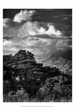 Mountains & Clouds Prints by Nish Nalbandian
