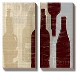 Bordeaux I Prints by Tandi Venter