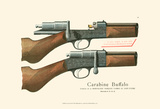 Antique Pistol I Poster