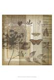 Small Notebook Collage I Prints by Jennifer Goldberger