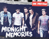 One Direction - Midnight Memories Poster