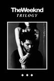 The Weeknd Trilogy アートポスター