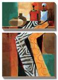 Harmony II Prints by Keith Mallett