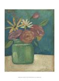 Flower Market II Poster by Chariklia Zarris