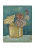 Flower Market I Posters by Chariklia Zarris
