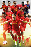 Liverpool - Players Plakat